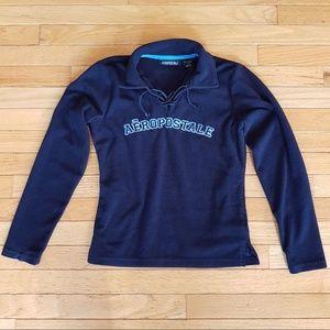 Aeropostale Kids Sweatshirt Navy size XS